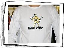 - Jano Chic 01 dlhý rukáv - 4325