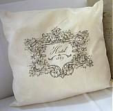 Úžitkový textil - Vankúšik - 437896