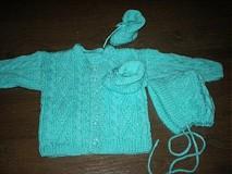 Detské súpravy - Súprava pre bábätko - 439390