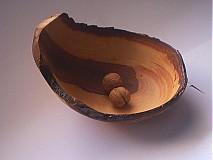 Nádoby - Miska z jablone / objednávka - 445292