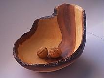 Nádoby - Miska z jablone / objednávka - 445293
