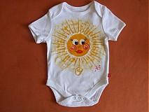 - body Moje Slnječko - 450281