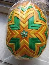 Veľkonočné vajíčko by adara - SAShE.sk - Handmade Veľká Noc