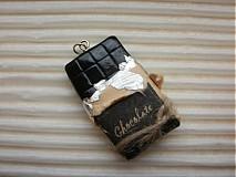 Náhrdelníky - Sladká čokoládka - 501294