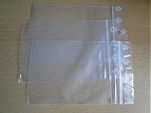 Obalový materiál - ZIP vrecká-50ks - 512616