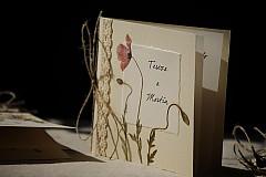 Papiernictvo - KVITNÚCA LÚKA II - svadobné oznámenia - 533950