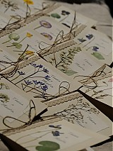 Papiernictvo - KVITNÚCA LÚKA II - svadobné oznámenia - 533951