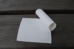 Iný materiál - Fusingový papier - 539695