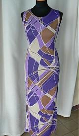 Letné šaty by Margo-metraz - SAShE.sk - Handmade Šaty