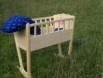 Nábytok - Kolíska pre novorodeniatko - 567017
