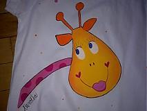 Tričká - žirafkové - 585661