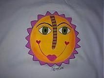 Tričká - tričeno slncové - 585808