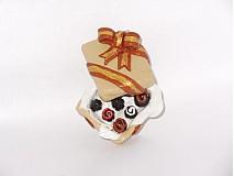 Náhrdelníky - Čokoládový dezert - 603696