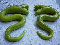 Sady šperkov - Zelené hady - 608701