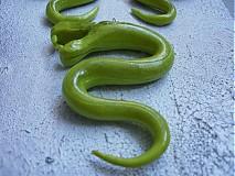 Sady šperkov - Zelené hady - 608702