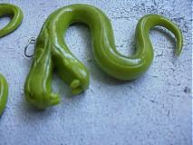 Sady šperkov - Zelené hady - 608704