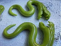 Sady šperkov - Zelené hady - 608705