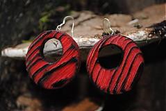 Náušnice - RED Bathori - 611028