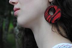 Náušnice - RED Bathori - 611029
