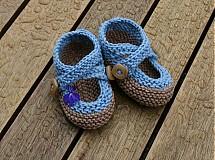 Topánočky - ...ťuťu ňuňu sandálky  - 614806