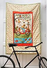 Úžitkový textil - Patchwork - Detská Deka Lollipop - 617251