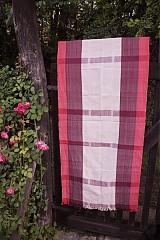 Úžitkový textil - Tkaný obrus - 627478