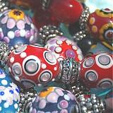 Kurzy - Kurz Vyrob si vlastný šperk – ručne vinuté korálky nad kahanom - 640356