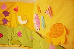 Úžitkový textil - Kvitli zvončeky - 647529