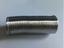 - Pamäť.drôt na prstienky 20mm-platina-10 ot - 648973