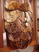 Veľké tašky - Lupeňka - Orient - 651486