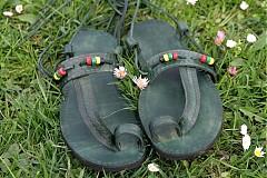 Obuv - Rasta sandále - 657681