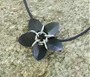 Náhrdelníky - Lotosový Kvet - prívesok - 659128