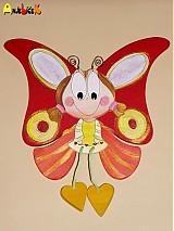 Motýlik dievčatko