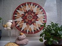 Dekorácie - Mandala lásky - 670486