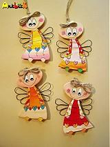 Anjeliky drôtikové krídielka