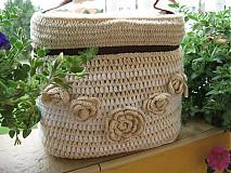Úžitkový textil - Kozmetický kufrík