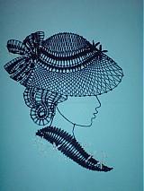 Textil - Profil tváre 1 - 706545