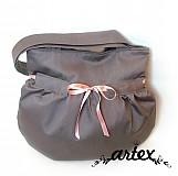 Veľké tašky - GREY888 - veľká taška - 708211
