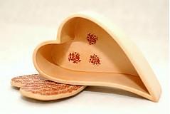 Krabičky - Šperkovnica - srdce - 716456