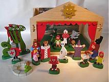 Hračky - Bábkové divadielko pre deti - 717182