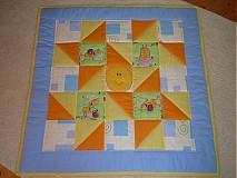 Úžitkový textil - Deka pre deti - 718057