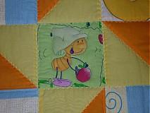 Úžitkový textil - Deka pre deti - 718058
