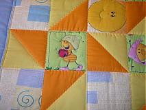 Úžitkový textil - Deka pre deti - 718059