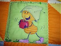 Úžitkový textil - Deka pre deti - 718061