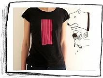 -  Spaghetti girl black - 72585
