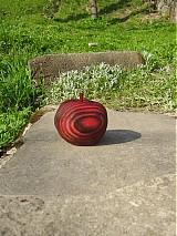 Dekorácie - red tiger apple - 727503