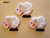 Magnetky ovečky