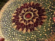 Dekorácie - Mandala plná jasu a ľahkosti - 737633