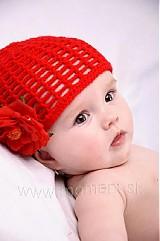 Detské oblečenie - Sieťovaná čiapka - 74633