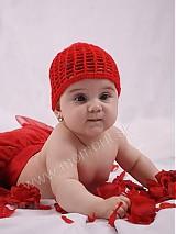 Detské oblečenie - Sieťovaná čiapka - 74634